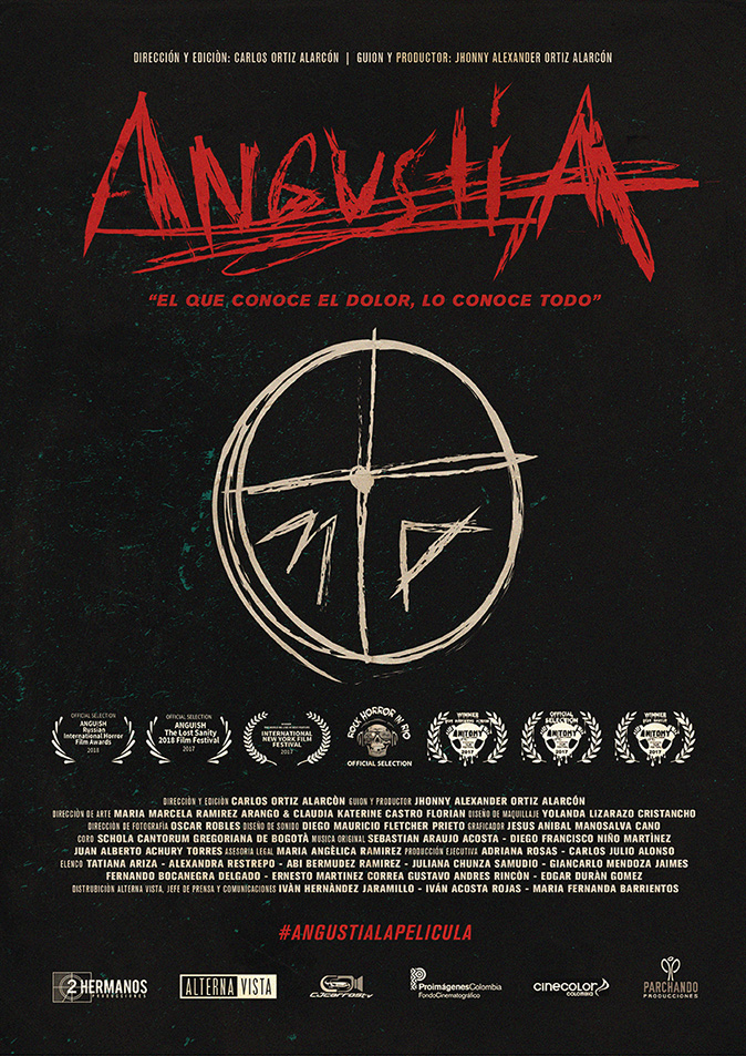 ANGUSTIA – The movie